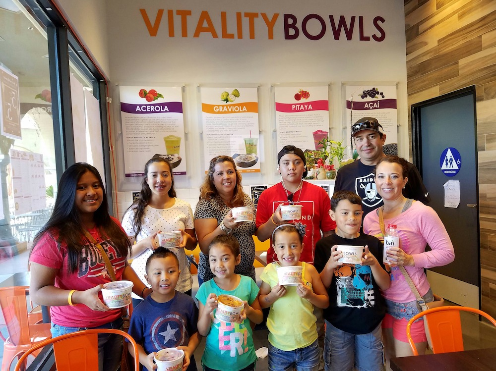 Vitality Bowls Loyalty Program
