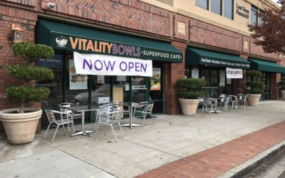 Vitality Bowls Opens in Danville