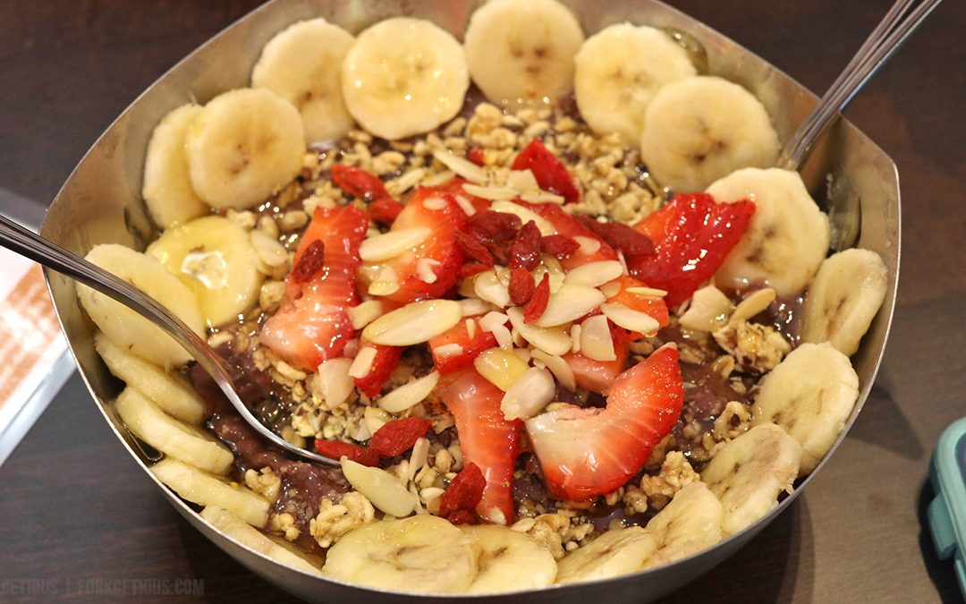 Regaining a Healthy Composure with Vitality Bowls