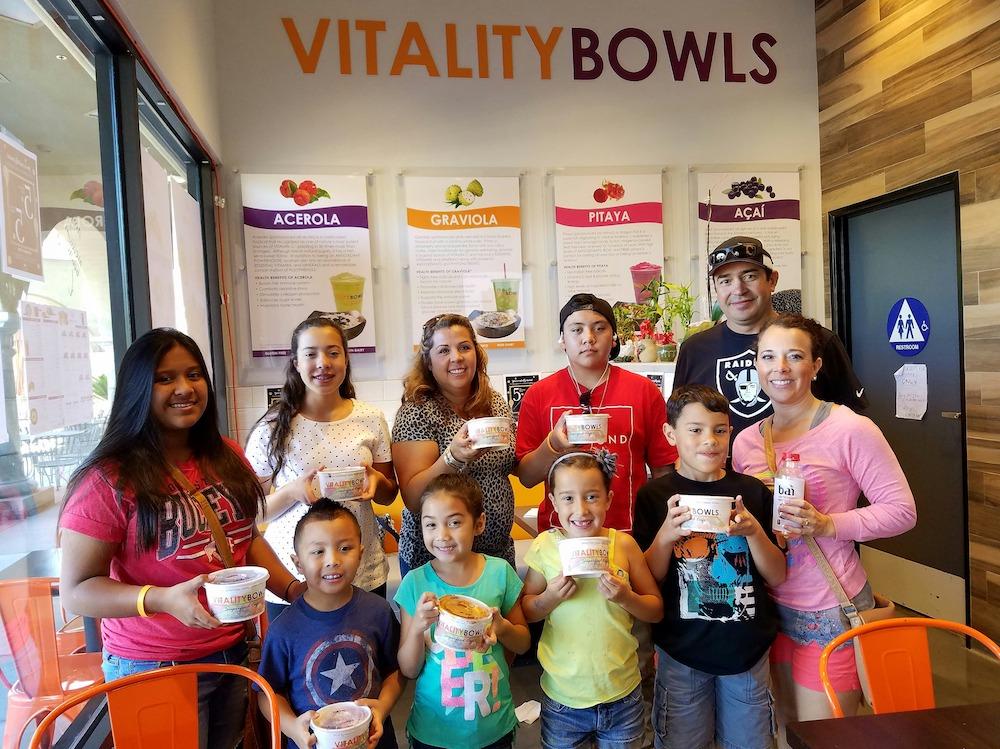 Vitality Bowls Loyalty Program