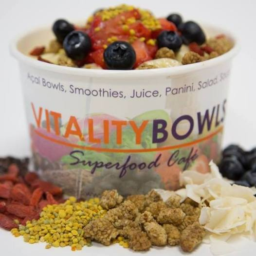 Vitality Bowls cafe coming to Midtown