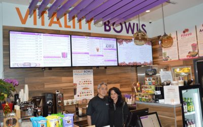 Vitality Bowls offers healthy 'super' foods
