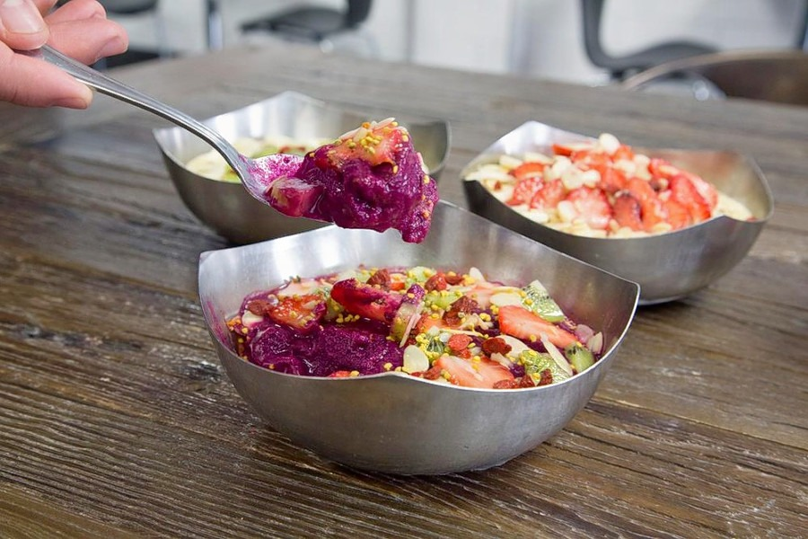 Vitality Bowls opens in Mountain View