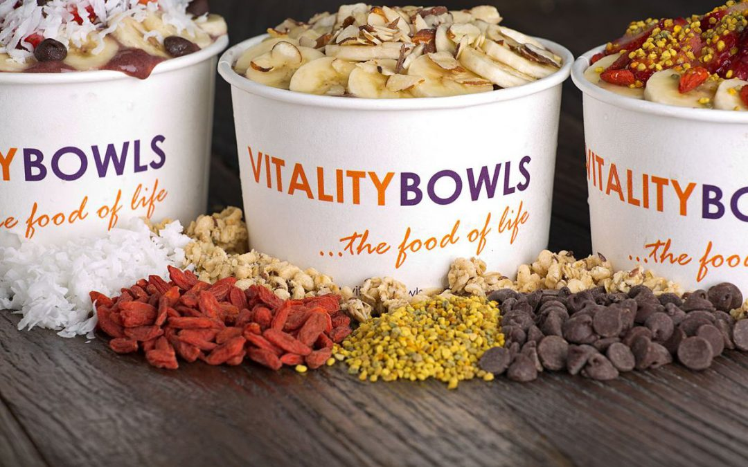 Vitality Bowls to Open in Richmond Heights Next Year