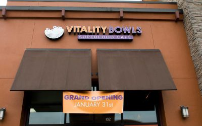 Vitality Bowls brings superfood to Eugene