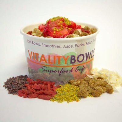 Vitality Bowls Kicks Superfood Craze into High Gear in Plainview