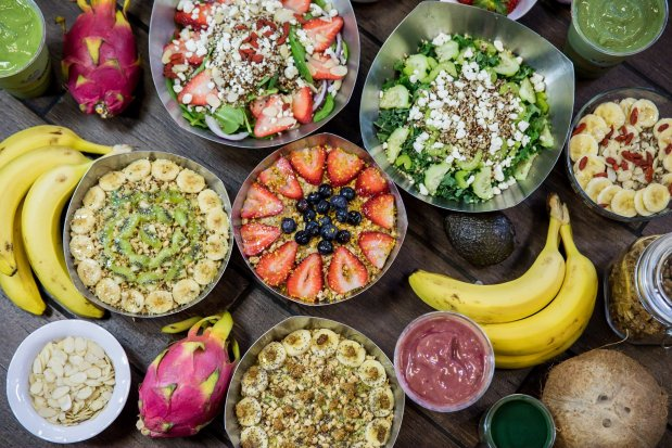Bowls of health
