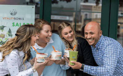 Vitality Bowls Now Open in Mill Valley