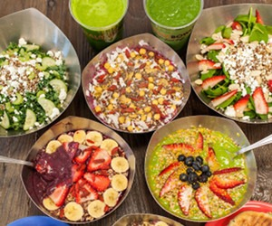 Superfood chain entering market
