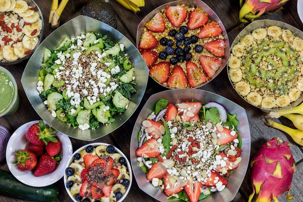 'Superfood café' opening doors