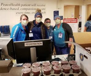 Vitality Bowls Feeds Front Liners, Spreading Hope and Nourishment One Smoothie at a Time