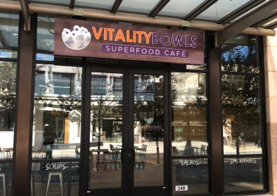 Vitality Bowls Storefront