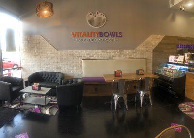 Vitality Bowls Plano lobby