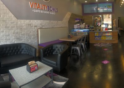 Vitality Bowls Plano Seating