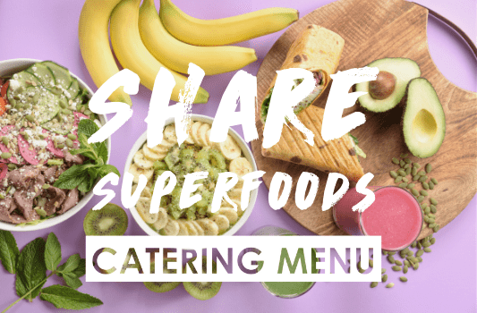 Catering Menu Graphic New