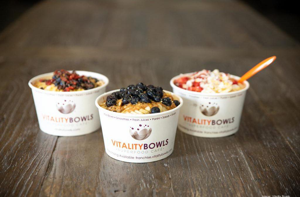 California-based Vitality Bowls eyes the Memphis market